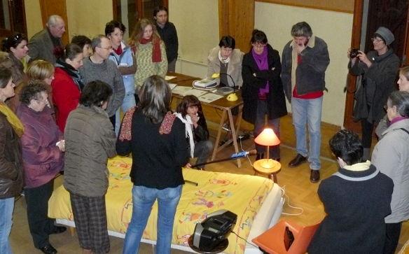 Conférence avec la participation du public