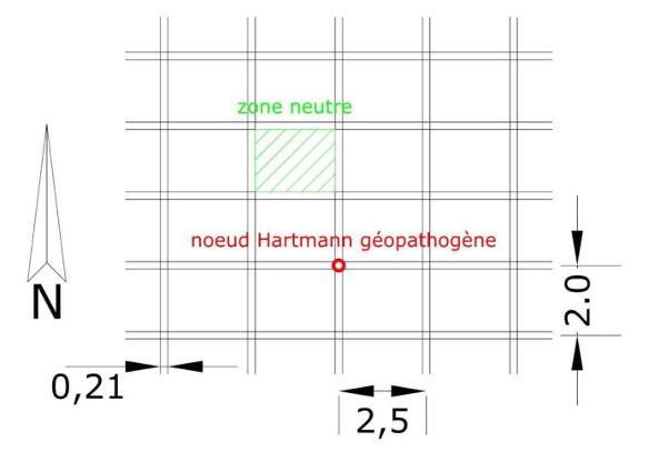 Le réseau Hartmann